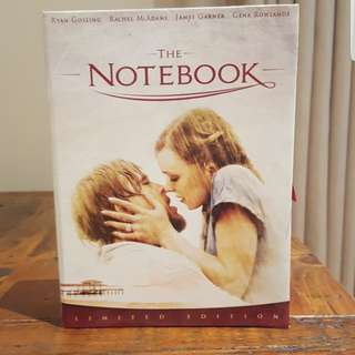 The Notebook limited edition