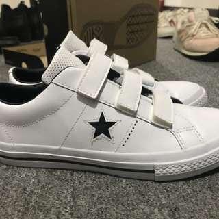 Converse one star 3v 魔鬼氈