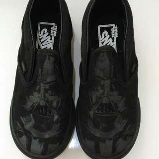 Vans Starwars Darthvader Shoes