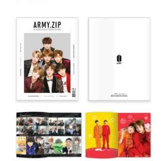 (WTB) Army Zip Photobook/Magazine
