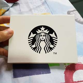 Starbucks Special-Edition Card