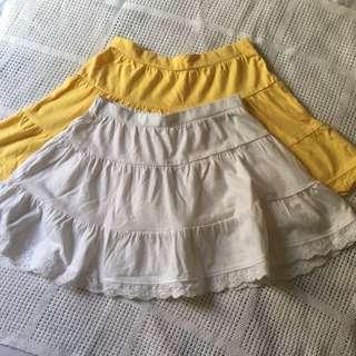 Mothercare lovely girl skirt