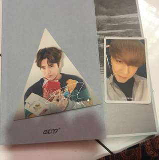 [WTT/WTS] GOT7 7 FOR 7 Present Edition Jackson and Yugyeom PC