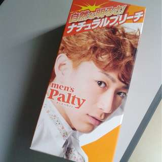 Palty hair colour dye Natural Bleach (brown)