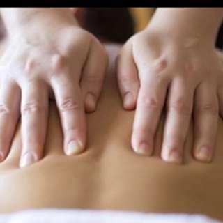 Swedish Balinese Shiatsu combination Massage