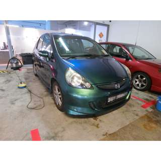 CHEAP WEEKDAY RENTAL HONDA JAZZ 1.4A
