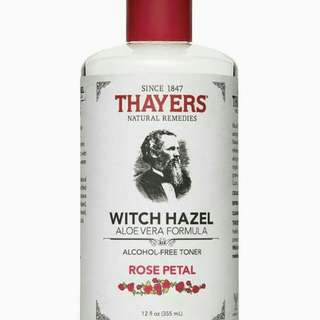 💖 Thayers Natural Remedy