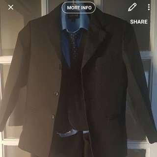 Boys 5pcs dress suit
