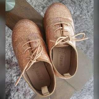 Crazy 8 Kids Glittery Shoes