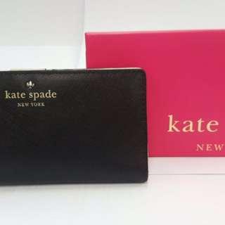 Kate Spade 長銀包 (極少用85%新)