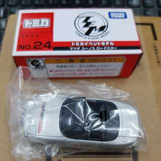 tomica event model no 24 roadster takaratomy