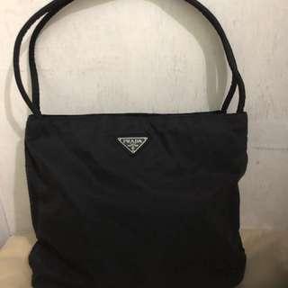 Original Vintage Prada Tote Bag
