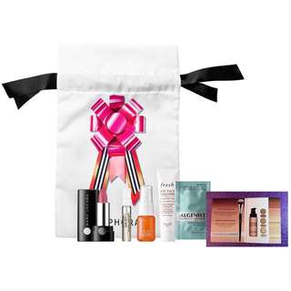 Beauty Loot with 6 sampler items