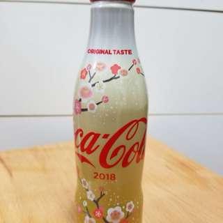 日本特別版「2018」鋁樽可口可樂 250ml