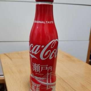日本特別版「瀨戶內」鋁樽可口可樂 250ml