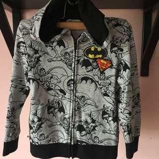 H&M Jacket wt Hoodie