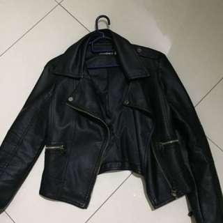 Jacket Leather Women