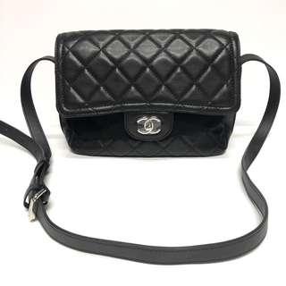 Authentic Chanel Messenger Crossbody Bag