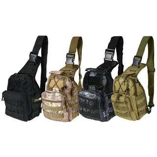 600D Military Backpack Shoulder Camouflage Bag