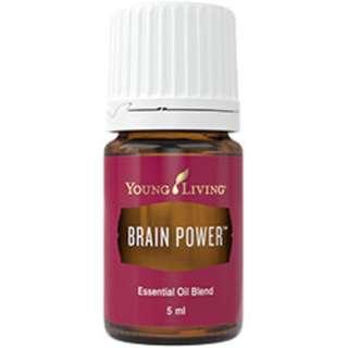 複方精油 Brain Power精油 5 ml 腦動力精油 香薰油 小孩 兒童 有助增強腦部能量 促進專注力 令思維更清𥇦