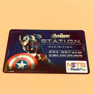 Avenger STATION - Capt America