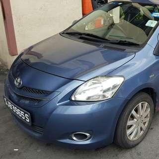 Toyota Vios 1.5 E SG