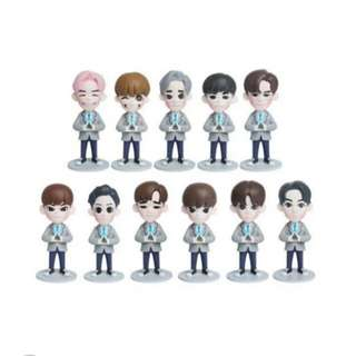 wanna one merchandise limited edition figure
