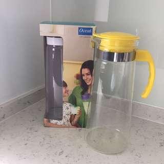 Ocean Glass water Flask