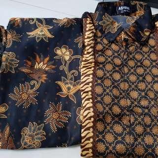 Set ashiva batik couple