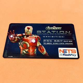 Avenger STATION - Iron Man