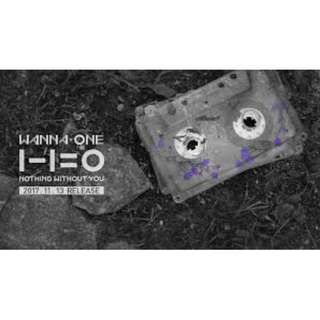 [WTB] WANNA ONE ALBUM