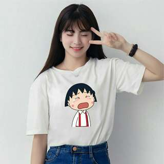 Kaos Import Chibi Maruko Chan