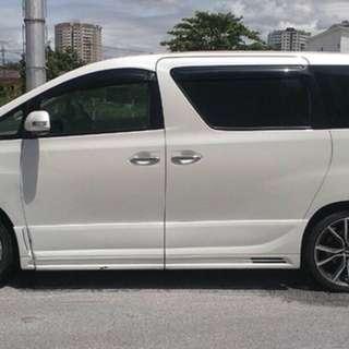 Toyota Vellfire 2.4 Auto