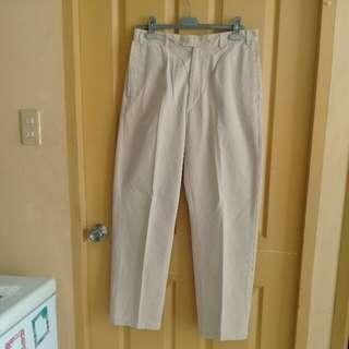 Paul & Shark khaki pants