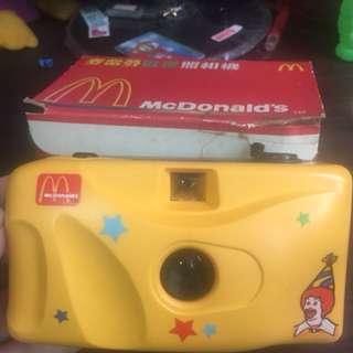 麥當勞第一代歡樂照相機(玩具)