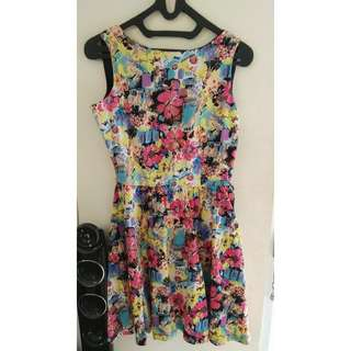 Dress import wanita