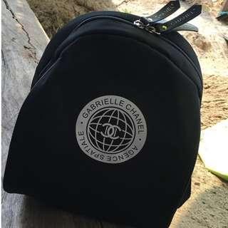 Chanel GABRIELLE VIP Gift 限量版貴賓會員贈品 背包旅行袋 Backpack (男女合用)