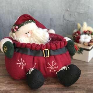 聖誕老公公擺飾