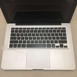 Cheap Macbook *Good for student & work purposes*