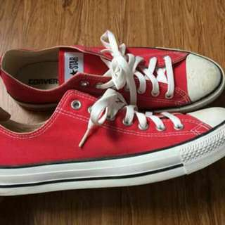 Converse Size 44 Original Good Conditions Detail Wa