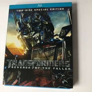 Transformers Revenge of The Fallen (Special Edition)