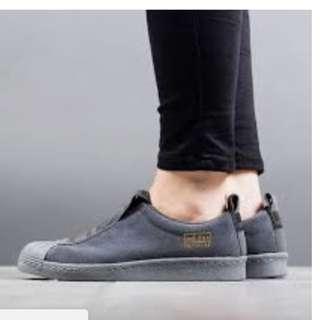 Adidas Superstar SlipOn(black)