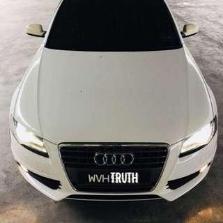 Audi A4 2.0 Quatro