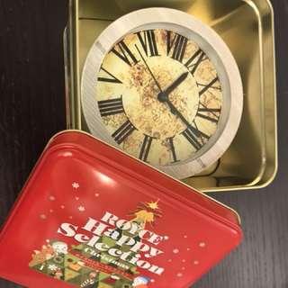 Clock 小時鐘