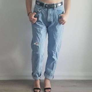 GAP VINTAGE BOYFRIEND/MOM Jeans