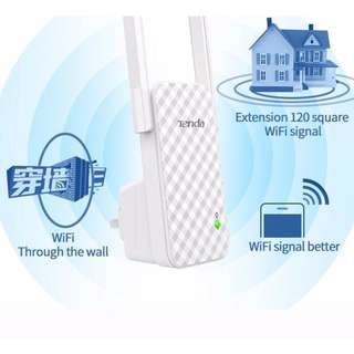 Tenda A9 Wireless N300 Universal Range Extende