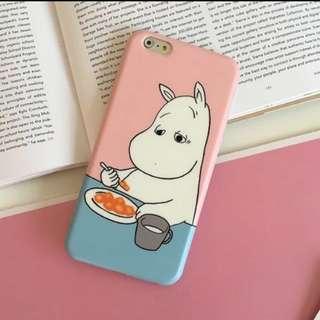 [PO] #438 tumblr moomin harajuku phone cover 🌼