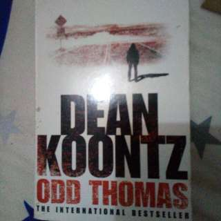 Dean kontz international best seller