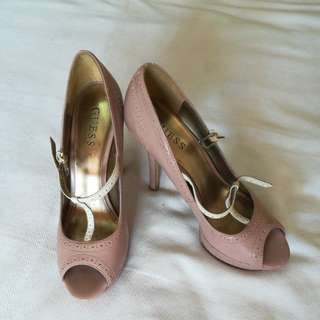 [Bundle] Guess and Charles & Keith heels