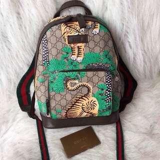 Gucci tiana supreme gg backpack